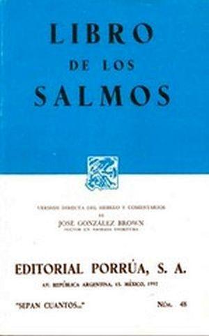 048 LIBRO DE LOS SALMOS
