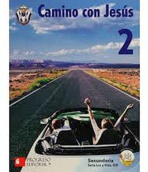 CAMINO CON JESUS 2DO. SEC. (SIERVAS DE JESUS SACRAMENTADO)