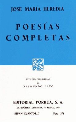 271 POESIA COMPLETAS