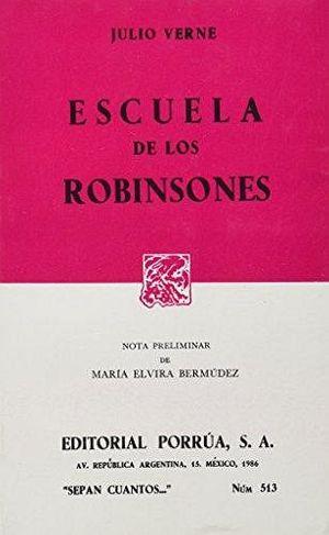 513 ESCUELA DE LOS ROBINSONES