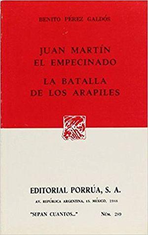 289 JUAN MARTIN EL EMPECINADO