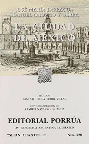 520 LA CIUDAD DE MEXICO