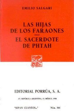 561 HIJAS DE LOS FARAONES, LAS