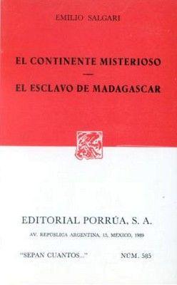 585 EL CONTINENTE MISTERIOSO