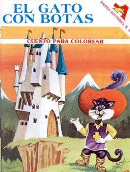GATO CON BOTAS, EL                        (CUENTO PARA COLOREAR)