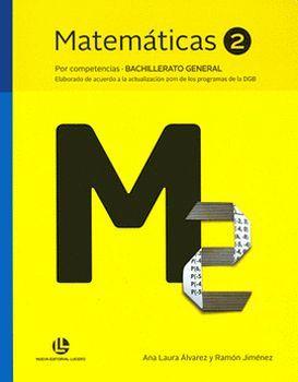 MATEMATICAS 2 BACH. -POR COMPETENCIAS-