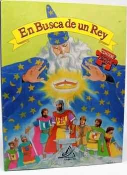 EN BUSCA DE UN REY