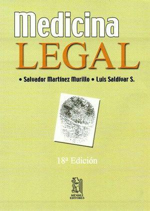 MEDICINA LEGAL 18ED. RUSTICO