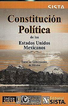 CONSTITUCION POLITICA DE LOS E.U.M. 2017 (ECONOMICA)