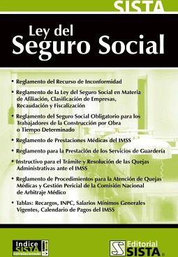 LEY DEL SEGURO SOCIAL 2017