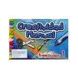 CREATIVIDAD MANUAL 1   (PREESCOLAR)