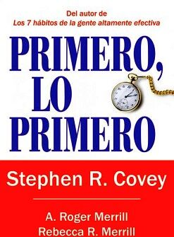 PRIMERO LO PRIMERO (NVA. PRESENTACION)