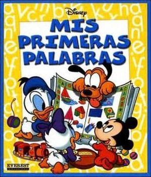 MIS PRIMERAS PALABRAS -DISNEY-