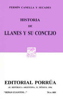 668 HISTORIA DE LLANES Y SU CONEJO