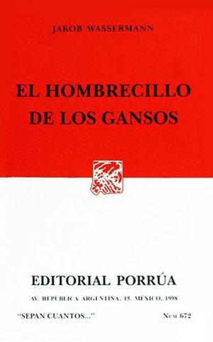 672 HOMBRECILLO DE LOS GANSOS, EL