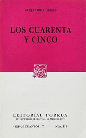 415 CUARENTA Y CINCO