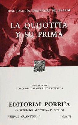 071 LA QUIJOTITA Y SU PRIMA