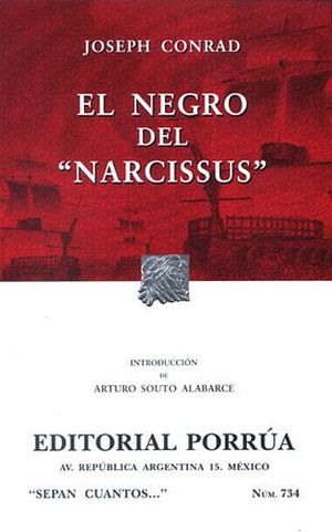 734 NEGRO DEL NARCISSUS, EL