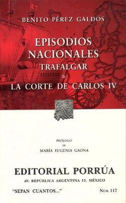 117 EPISODIOS NACIONALES TRAFALGAR
