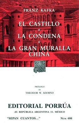 486 EL CASTILLO. LA CONDENA
