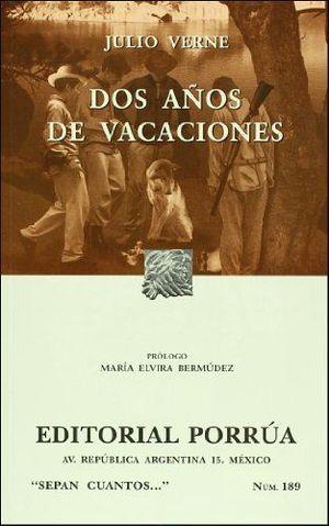 189 DOS AÑOS DE VACACIONES