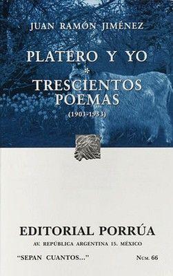 066 PLATERO Y YO