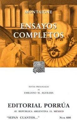 600 ENSAYOS COMPLETOS
