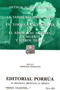 455 SABIDURIA DE LA VIDA / EN TORNO A LA FILOSOFIA