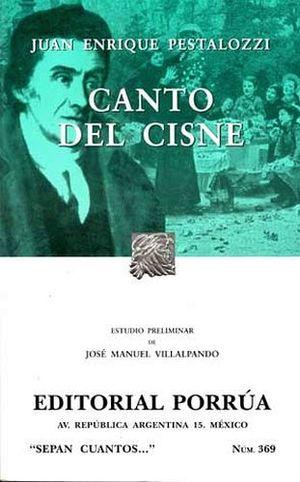 369 CANTO DEL CISNE