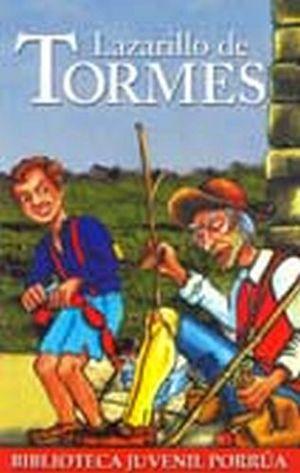 LAZARILLO DE TORMES, EL (COL.BIB. JUVENIL PORRUA)