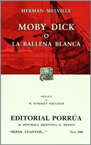 506 MOBY DICK O LA BALLENA BLANCA