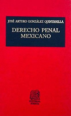 DERECHO PENAL MEXICANO (P.GRAL/ESPECIAL)                     TELA