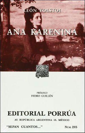 205 ANA KARENINA