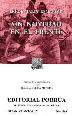 669 SIN NOVEDAD EN EL FRENTE