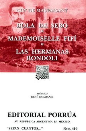 410 BOLA DE SEBO  (RUSTICO)