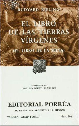204 LIBRO DE LAS TIERRAS VIRGENES