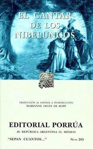 285 EL CANTAR DE LOS NIBELUNGOS