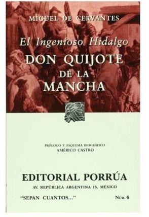 006 DON QUIJOTE DE LA MANCHA