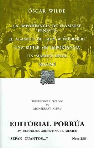 238 IMPORTANCIA DE LLAMARSE ERNESTO