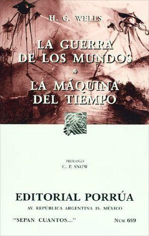 699 LA GUERRA DE LOS MUNDOS