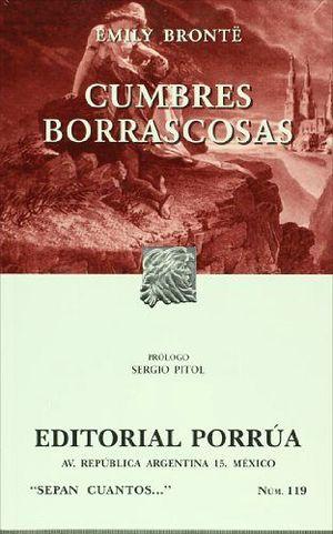 119 CUMBRES BORRASCOSAS