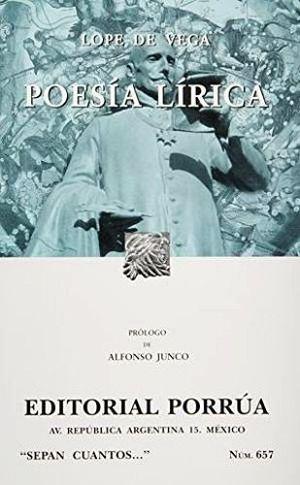 657 POESIA LIRICA (NVA.PRESENTACION)