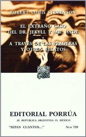 720 EXTRAÑO CASO DEL DR. JEKYLL Y MR. HYDE