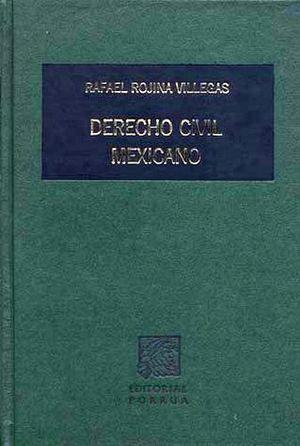 DERECHO CIVIL MEXICANO TOMO 4 SUCESIONES (TELA)