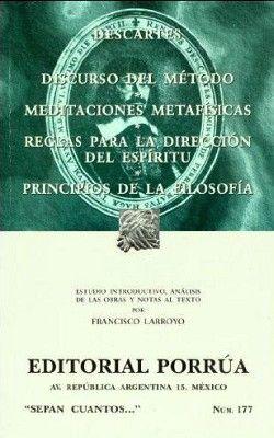 177 DISCURSO DEL METODO