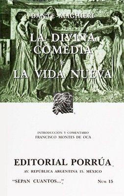 015 LA DIVINA COMEDIA / LA VIDA NUEVA