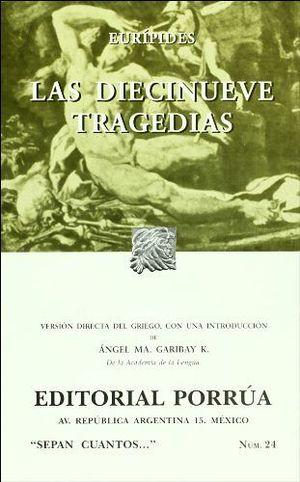 024 LAS DIECINUEVE TRAGEDIAS