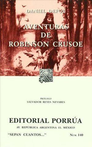 140 AVENTURAS DE ROBINSON CRUSOE