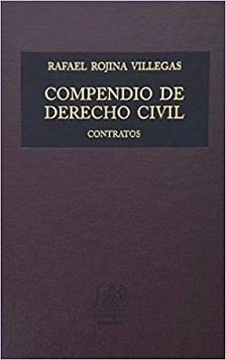 COMPENDIO DE DERECHO CIVIL IV CONTRATOS