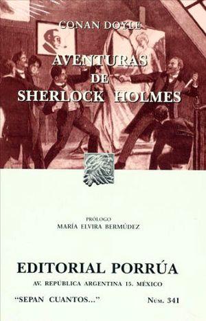 341 AVENTURAS DE SHERLOCK HOLMES. UN CRIMEN EXTRAÑO